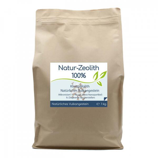 Natur-Zeolith (100%) - Klinoptilolith - 1kg