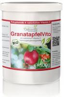 Bio Granatapfel Vita | Granatapfelextrakt mit Acerola-Kirsche 500g (250 Tages Vorrat 8-Monate)