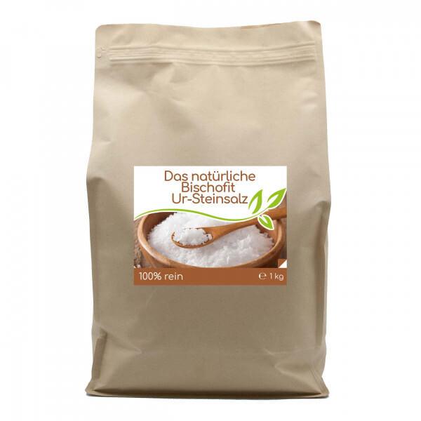 Natürliches Bischofit Ur-Steinsalz 100% reines Salz 1kg