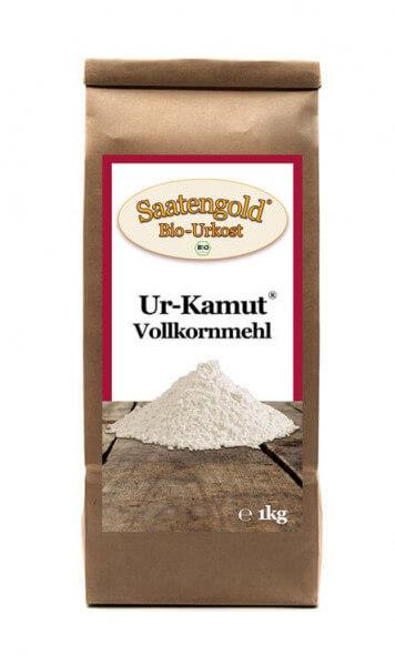 Kamut Mehl (Bio) 1kg Beutel