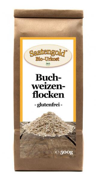 Bio-Buchweizenflocken / Buchweizen 500g